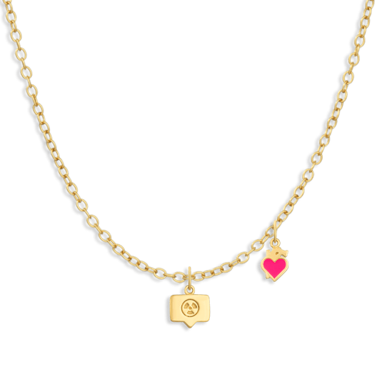 Charm Necklace Builder - Customer's Product with price 134.00 - V Coterie