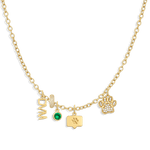 Charm Necklace Builder - Customer's Product with price 244.00 - V Coterie