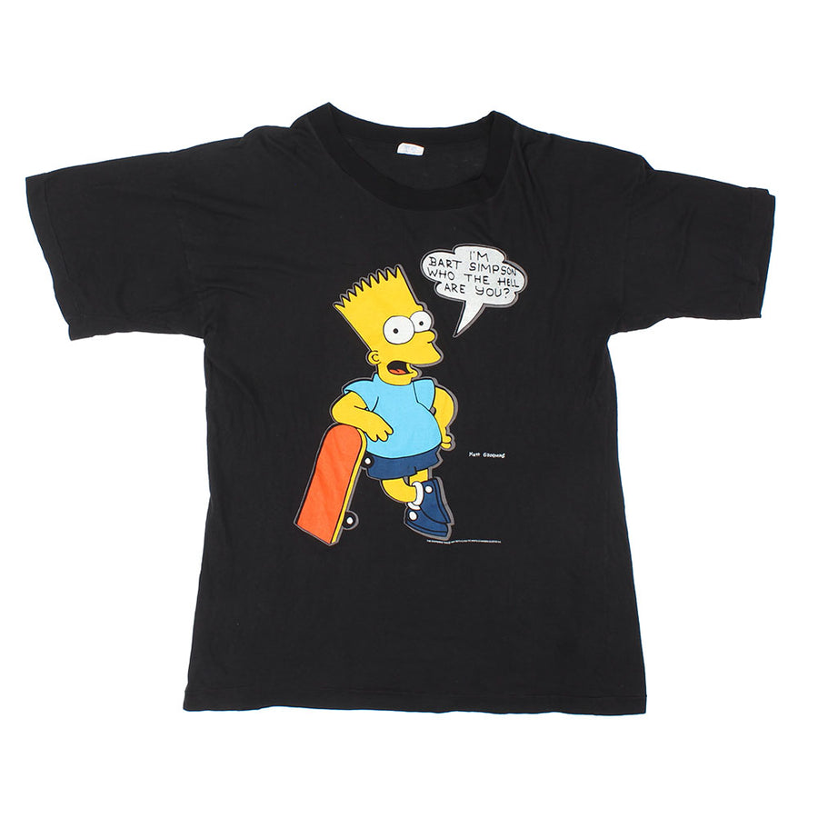 Bart Simpson Shirt 1990