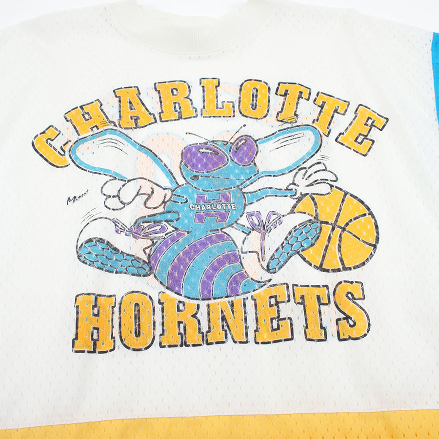 Charlotte Hornets Alonzo Morning Trikot