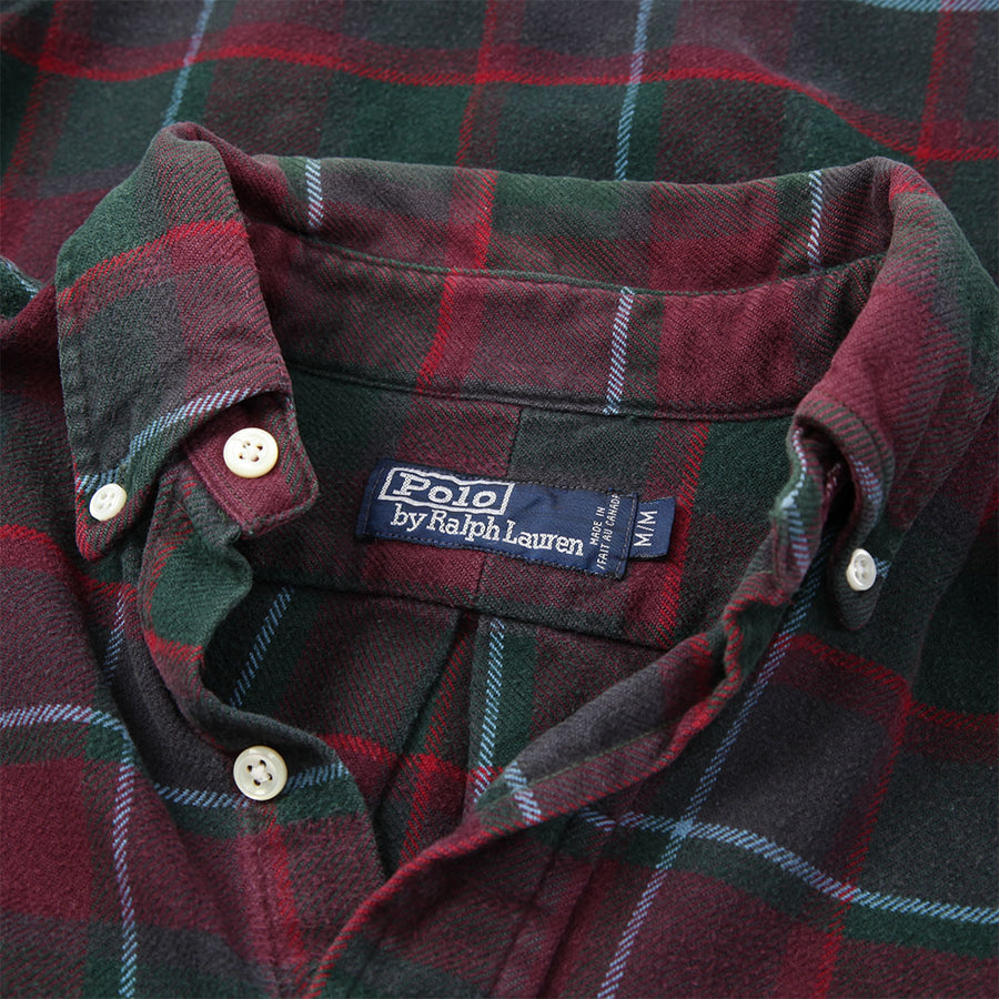 Polo Ralph Lauren Flannel Hemd