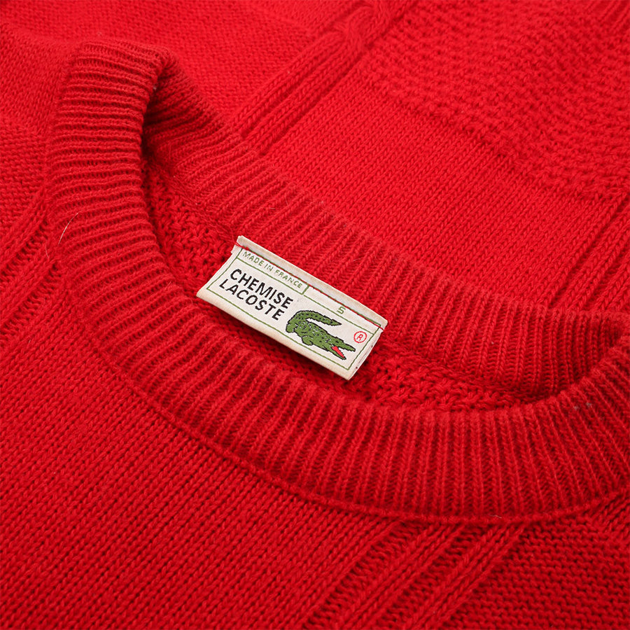 Lacoste Knit Pullover