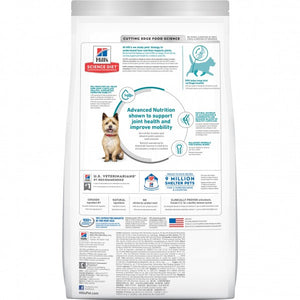 HILLS SCIENCE DIET HEALTHY MOBILITY SM BREED 1.81KG