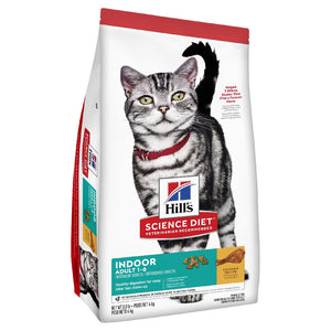 HILL'S SCIENCE DIET INDOOR CAT 4KG