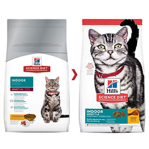 SCIENCE DIET FELINE INDOOR 4KG