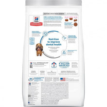 Load image into Gallery viewer, HILLS SCIENCE DIET ORAL CARE 12KG