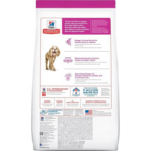 HILLS SCIENCE DIET ADULT 11+ SMALL PAWS 2.04KG
