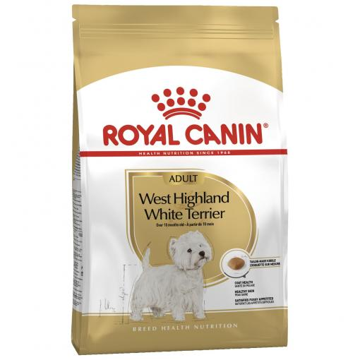 ROYAL CANIN DOG WEST HIGHLAND TERRIER 3KG