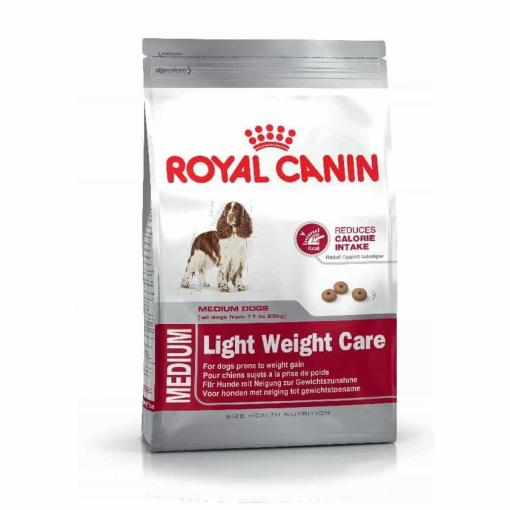ROYAL CANIN DOG MEDIUM LIGHT 3KG