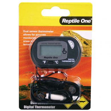 RO THERMOMETER LCD DUAL ZONE