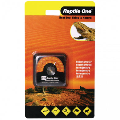 REPTILE ONE THERMOMETER REP ECON STICK ON