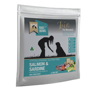 MEALS FOR MUTTS SALMON SARDINE 2.5KG