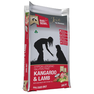 MEALS FOR MUTTS ROO & LAMB 20KG
