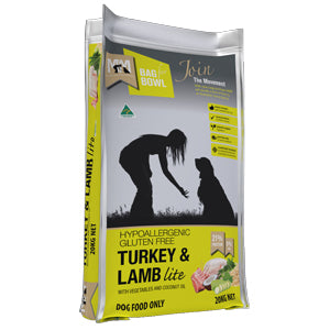 MEALS FOR MUTTS TURKEY & LAMB LITE 20KG
