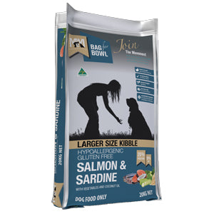 MEALS FOR MUTTS SALMON SARDINE LARGE 20KG