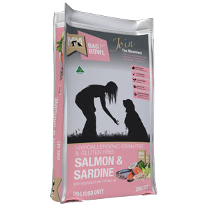 MEALS FOR MUTTS GRAIN FREE SALMON & SARDINE 20KG