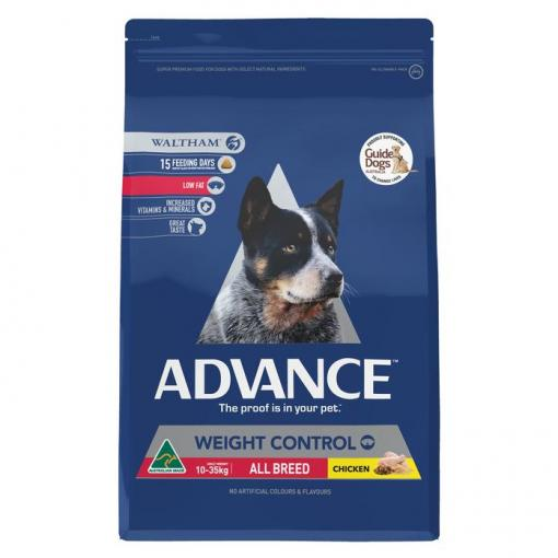 ADVANCE DOG WEIGHT CONTROL 13KG