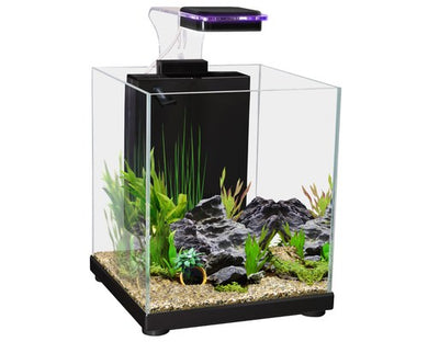 AQO BETTA SANCTUARY 10L BLACK