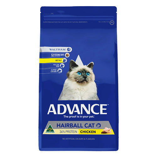 ADVANCE CAT HAIRBALL 2KG
