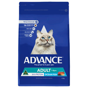ADVANCE CAT ADULT FISH 6KG