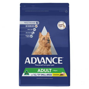 ADVANCE DOG TOY SML CHICKEN 8KG