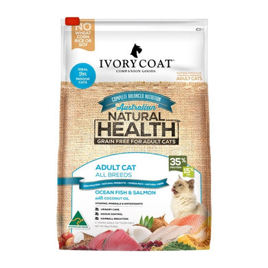 IVORY COAT CAT FISH SALMON 3KG