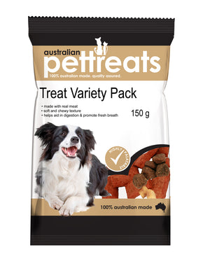 APT TREAT VARIETY PACK 150 GM