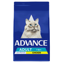 Load image into Gallery viewer, ADVANCE CAT ADULT CHICKEN 8KG