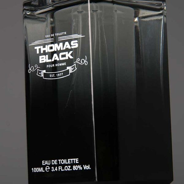 Laurelle Parfums Thomas Black Men Gift Set 100ml