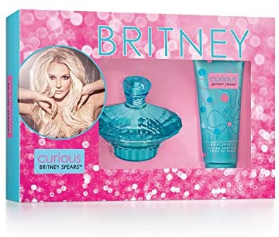 Britney Spears Curious Eau de Parfum Gift Set 100ml