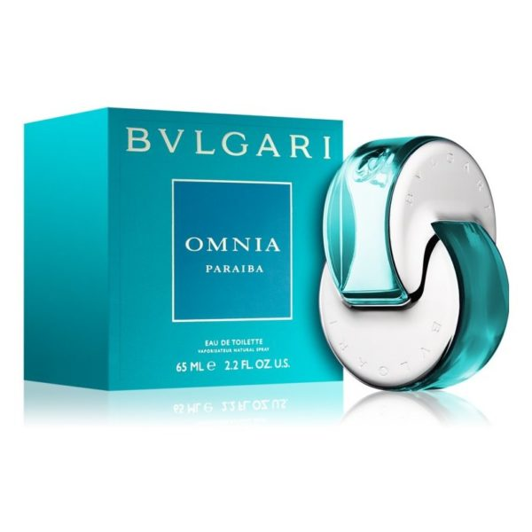 Bulgari Omnia Paraiba Eau de Toilette Spray 40ml