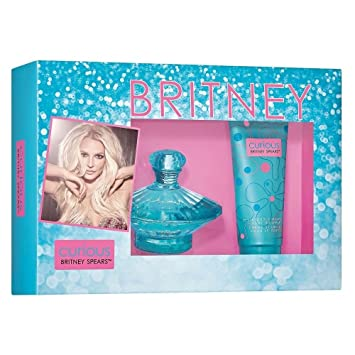 Britney Spears Curious Gift Set 100ml