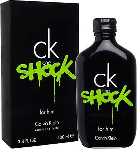 Calvin Klein CK One Shock Man EDT Spray 200ml