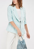 Aqua Office Blazer