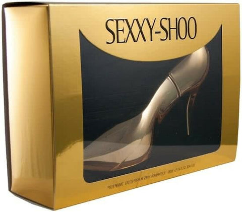 Laurelle Parfums Sexxy Shoo EDP Gold 100ml