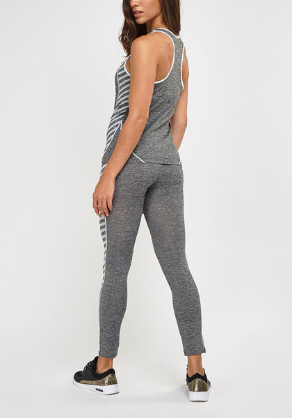 Grey Off White Sports Set