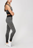 Sports Top & Leggings Set