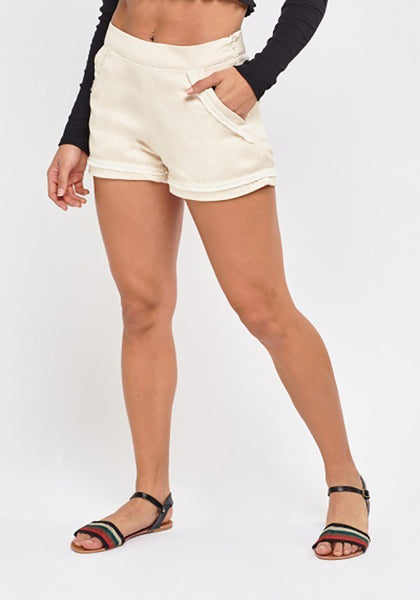 Sandy Trim Shorts