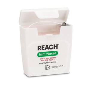 Buy Reach Dental Floss Mint Waxed 55 Yards by Johnson and Johnson - Mi Paste Store