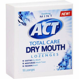 Buy ACT Dry Mouth Lozenges 18 Count by Mi Paste Store - Mi Paste Store