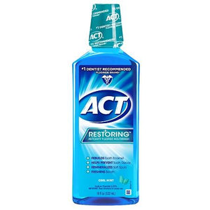 Buy Act Restoring Cool Splash Anticavity Mouthwash by buy-mipaste - Mi Paste Store