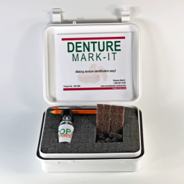 Buy Deluxe Mark-It Denture Marking Kit by buy-mipaste - Mi Paste Store