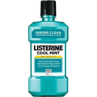 Buy Listerine Cool Mint Antiseptic Mouthwash by buy-mipaste - Mi Paste Store