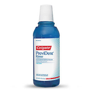 Buy Colgate PreviDent Dental Oral Rinse, Cool Mint 16 oz by Colgate - Mi Paste Store