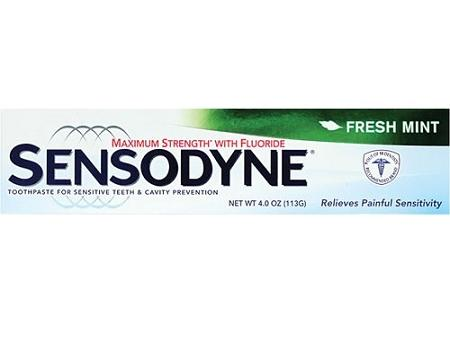 Buy Sensodyne Fresh Mint Maximum Strength Toothpaste by buy-mipaste - Mi Paste Store