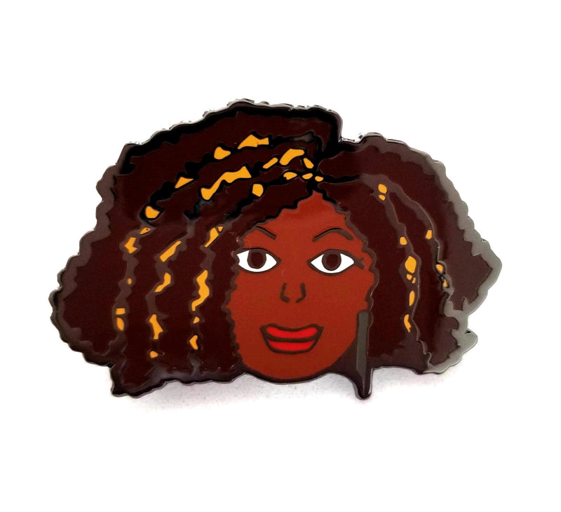 New! Our Naturally ME © Lapel Pin