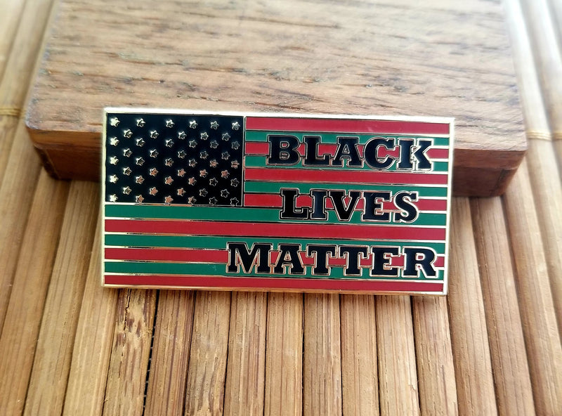 Black Lives Matter © Lapel Pin