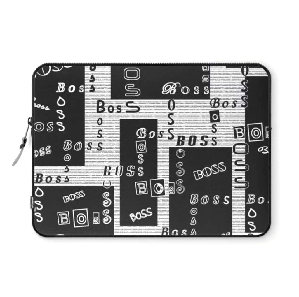"""BOSS"" © Laptop Sleeve"