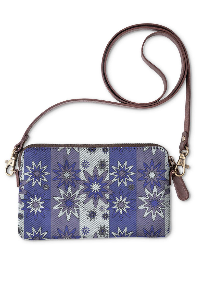 Blooming Happy - Cool © Clutch Bag
