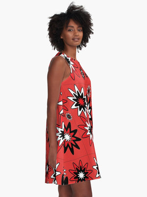 Blooming Happy - Strong © Tunic Dress
